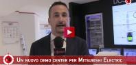 1 Un nuovo demo center per Mitsubishi Electric