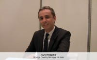 Yari Franzini, Storage Country Manager HP Italia