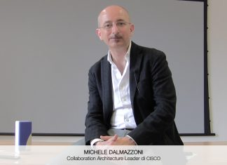 Michele Dalmazzoni - Collaboration Architecture Leader Cisco